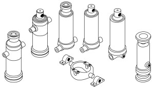 TELESCOPIC-TIPPER-CYLINDERS